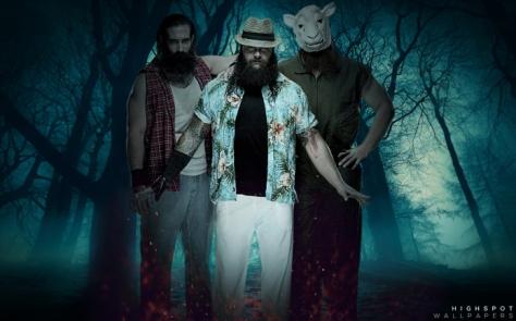 A Wyatt család, eredeti felállásban, balról jobbra: Harper, Wyatt, Rowan, forrás: https://highspotwallpapers.wordpress.com/tag/the-wyatt-family/