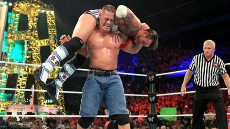 CM Punk vs John Cena, Money in the Bank - WWE Money in the Bank 2011 PPV (Watch Now)