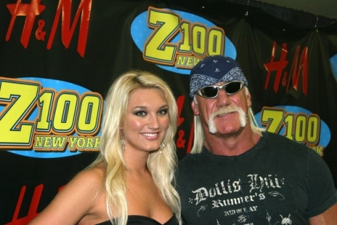 12/15/2006 - Brooke Hogan - Z100's Jingle Ball 2006 - Press Room - Madison Square Garden - New York, NY - Keywords: Hammerstein Ballroom Hulk Hogan -  -  - Photo Credit: Fame / Photorazzi - Contact (1-866-551-7827)