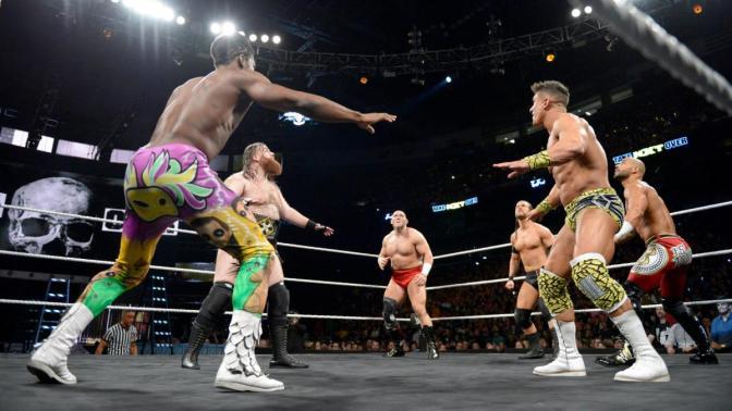 NXT TakeOver: New Orleans – Összefoglaló