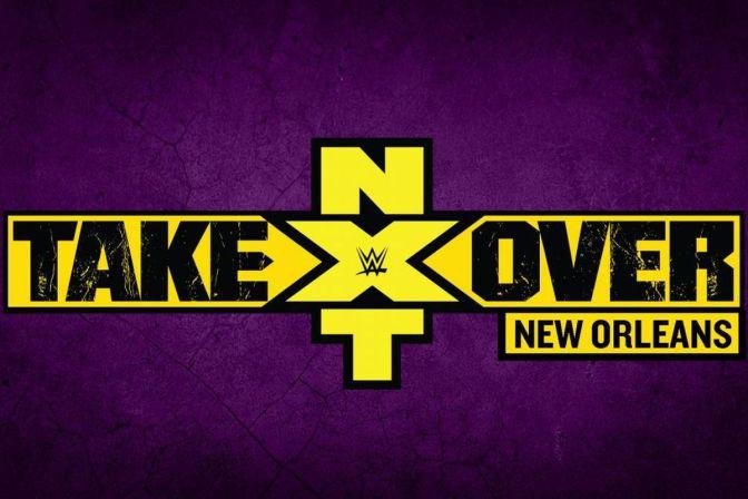 NXT TakeOver: New Orleans – Előzetes