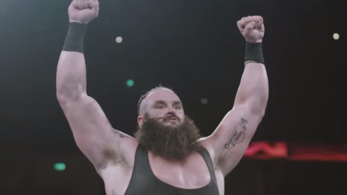Braun Strowman a WrestleMania-n látottakról