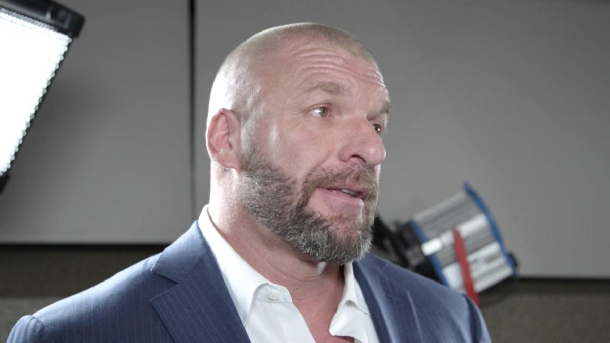 Triple H arról, hogy nincs női mérkőzés a pénteki szupergála programjában