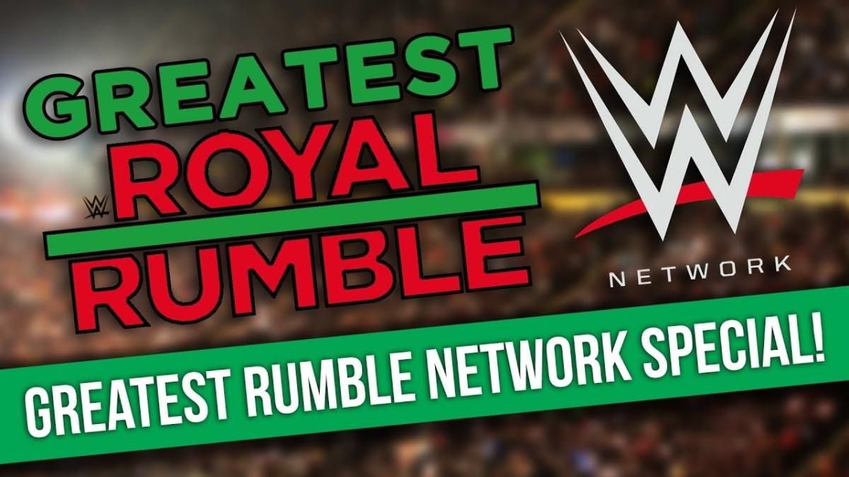 A Greatest Royal Rumble frissített kártyája