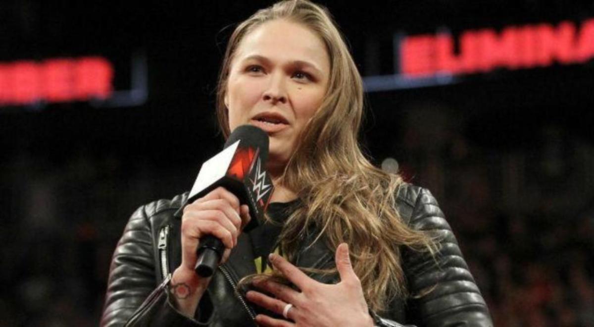 Ronda Rousey ellenfelet kapott az európai turnéra