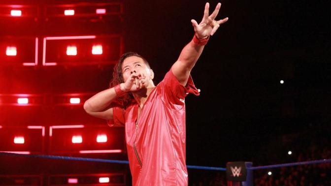 Shinsuke Nakamura hamarosan kikötést választhat a címmeccsükre