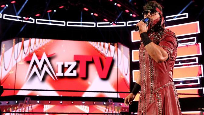 A történelem megismétli önmagát? The Miz az első számú esélyes a WWE övre