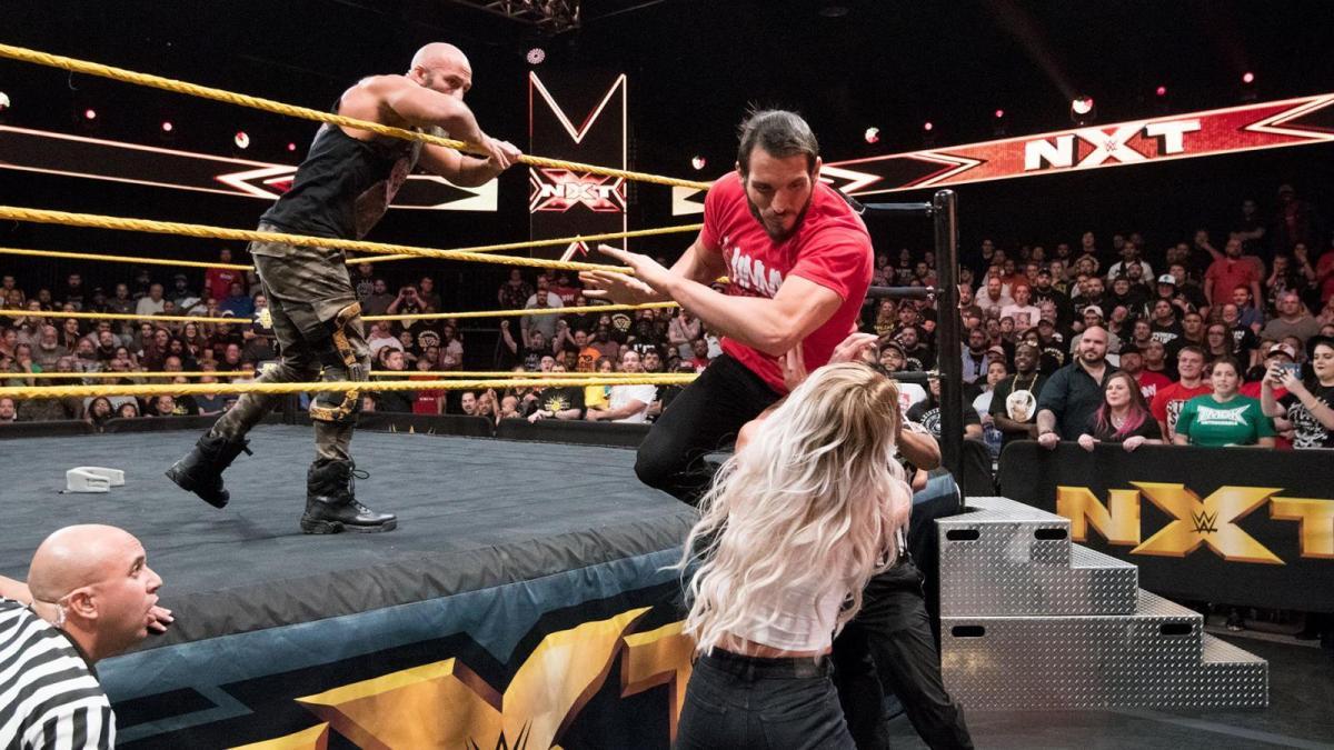 Az NXT-t is befolyásolta a Nakamura által meghozott MITB-kikötés