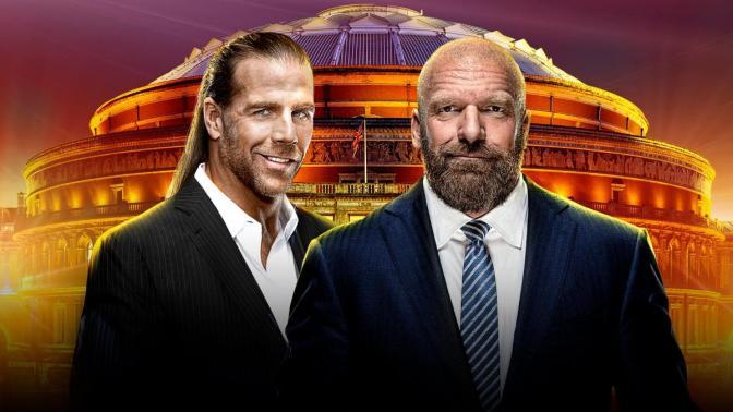Shawn Michaels is ott lesz a UK Tournamenten