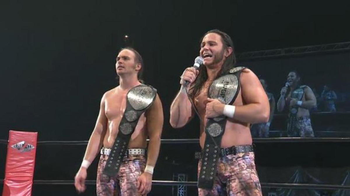 A Young Bucksnak egyelőre esze ágában sincs a WWE-hez igazolni