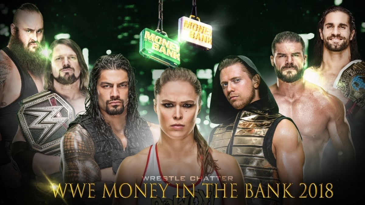 WWE Money In The Bank 2018. - Előzetes