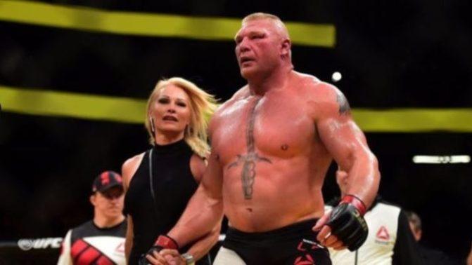 Méretes breaking Brock Lesnar UFC-s visszatéréséről