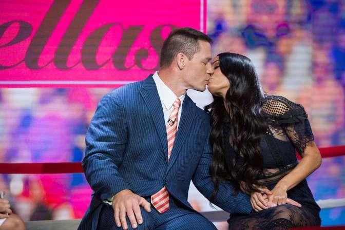John Cena & Nikki Bella újra együtt!