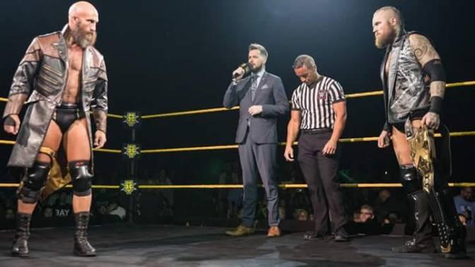 NXT Összefoglaló, július 25. – Kaotikus főesemény