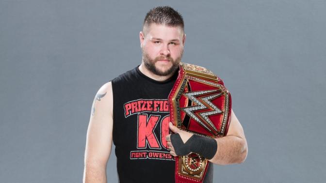 Kevin Owens a Universal Title-t veszi célba?