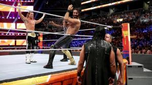 WWE SummerSlam 2018. - Összefoglaló