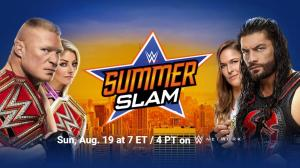 WWE SummerSlam 2018. - Előzetes
