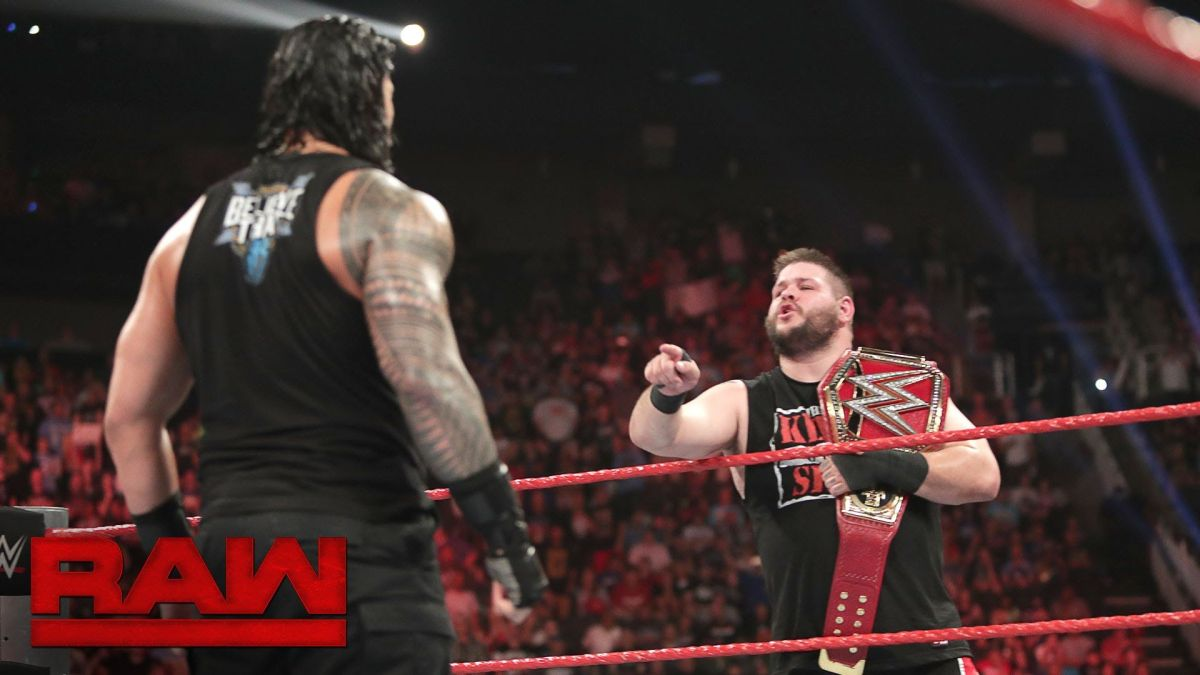 Reigns vs. Owens a Hell In A Cellen?