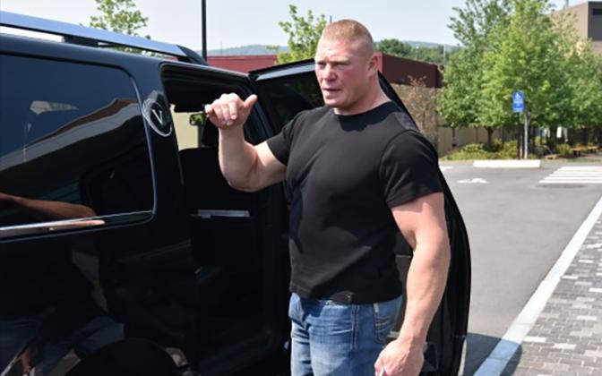 Brock Lesnar az uber-rel furikázik – mesélt a sofőrje!