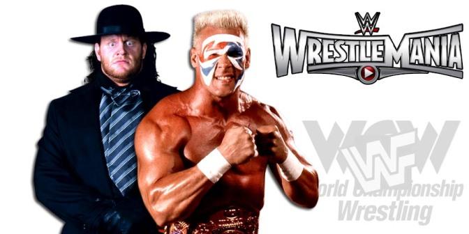 Sting – Nagyon jó meccset hoznánk össze Undertaker-rel!