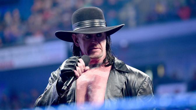 Undertaker ismét visszatér!