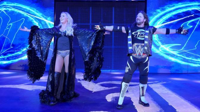 WWE Mixed Match Challenge Összefoglaló, szeptember 18. – A nyitány