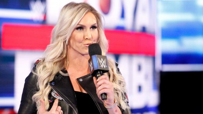 Charlotte szerint van fontosabb, mint Trishel vagy Litával mérkőzni az Evolution PPV-n