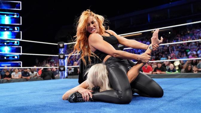 Becky Lynch főmeccset akar az Evolution PPV-n