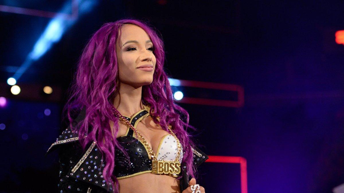 Sasha Banks is megsérült