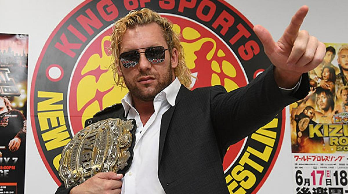 """""""Tanahashi a WWE-be való, ő lehetne a következő Roman Reigns!"""" - Kenny Omega"""