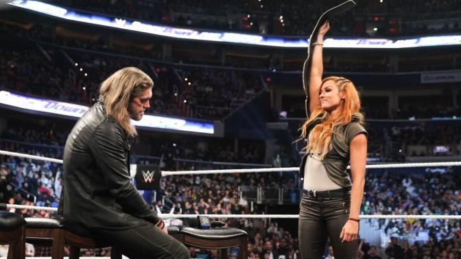 A WWE a feje tetejére is állhat, akkor sem tudják Becky ellen fordítani a közönséget