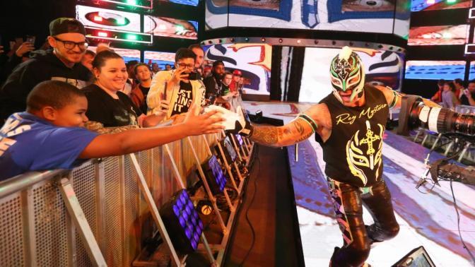 Rey Mysterio szerint jót tett neki a négy év távollét