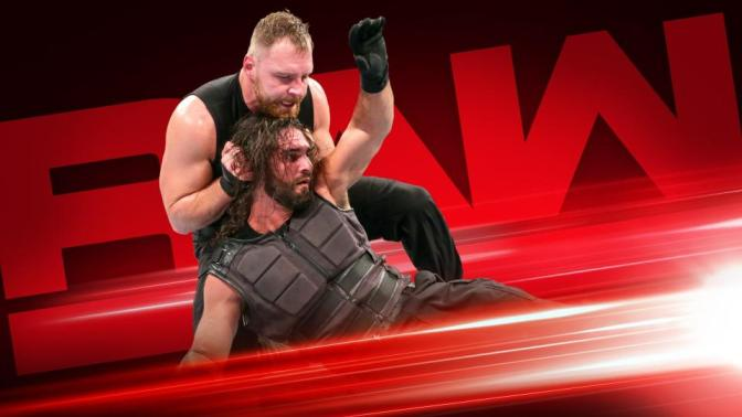 RAW Előzetes, október 29. – Miért, Dean?