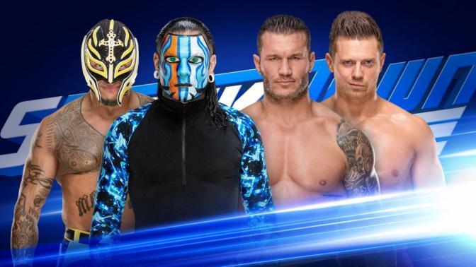 SmackDown LIVE Előzetes, október 30. – Fatal Four Way a lendületszerzés reményében