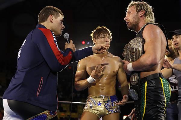 Háborúk, drámák, csavarok! – Fighting Spirit Unleashed NJPW-módra