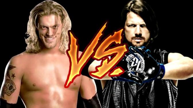 Edge – szégyen, hogy soha nem léphettem egy ringbe Styles-szal!
