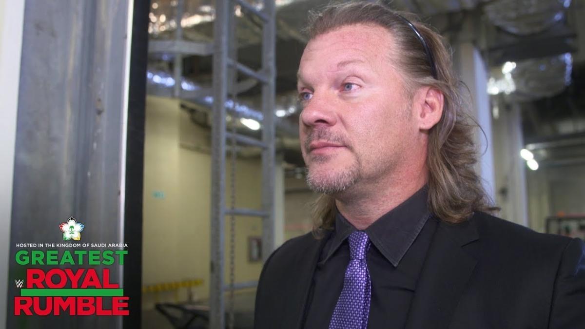 Chris Jericho a Greatest Royal Rumble körülményeiről