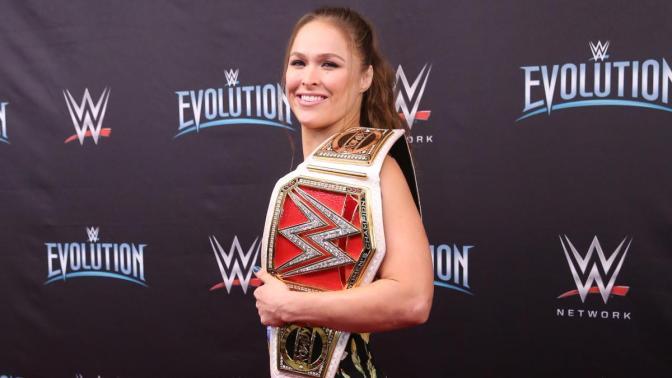 Ronda Rousey veretlensége a WrestleMania-ig tarthat
