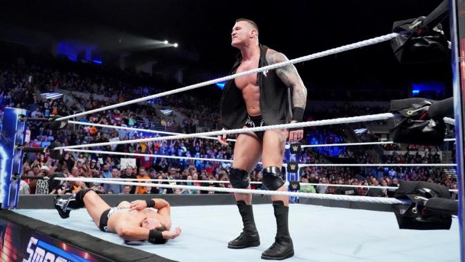Randy Orton furcsállja a Survivor-csapatból való kihagyását