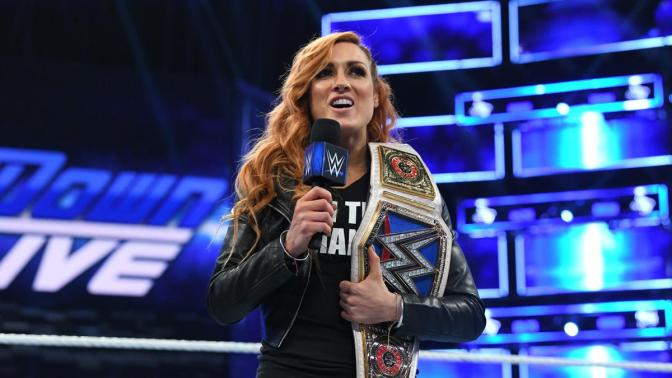 Becky Lynch legfőbb célja 2019-re!