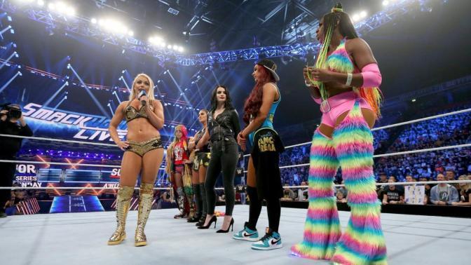 5 lány, akik csatlakozhatnak a Team SmackDownhoz