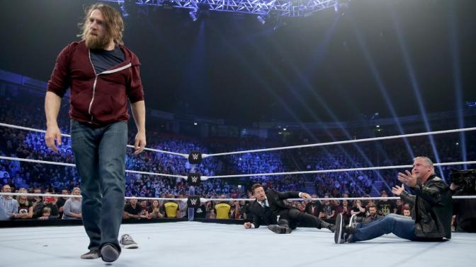 Shane McMahon kontra Daniel Bryan meccs jött volna a WrestleMania-ra?