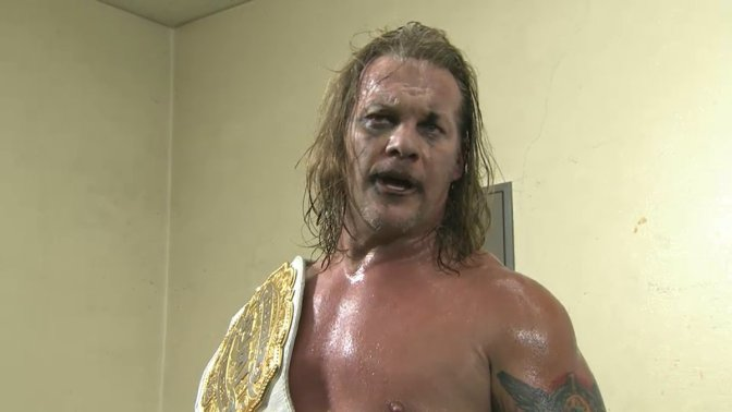 Chris Jericho ellenfelet kapott a Wrestle Kingdom 13-ra!