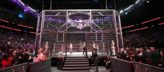 2019-ben is lesz Elimination Chamber PPV!
