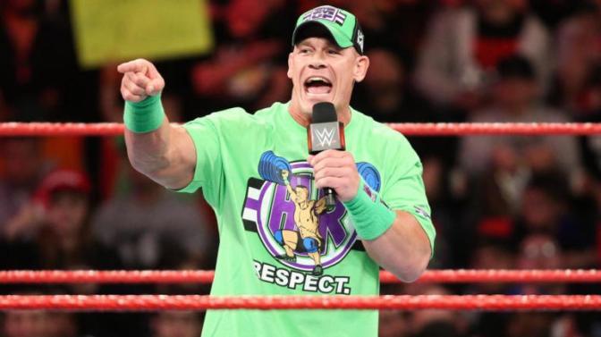 John Cena a RAW-n nyitja 2019-et!