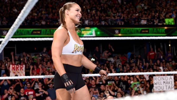 Ronda Rousey átértékelte a WWE-ről előzetesen alkotott képét