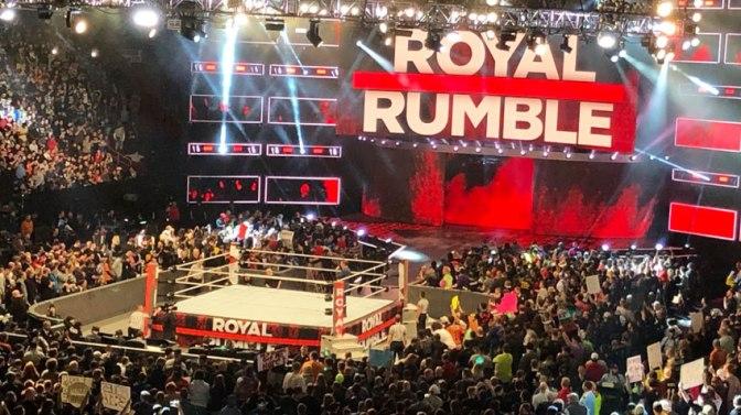 Hatalmas Rumble-előny a Mixed Match Challenge győzteseinek