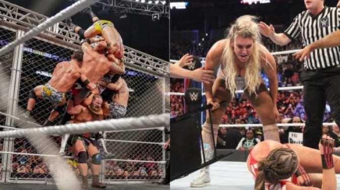 Pofon! Többen nézték az NXT Takeover: WarGames II-t mint a Survivor Series-t!