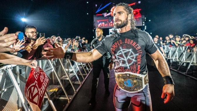Seth Rollins magát tartja a RAW főbajnokának