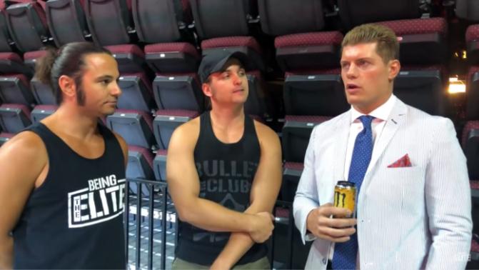 Erősődik az All Elite Wrestling realitása: Codyék a New Japanből is kiszállnak?